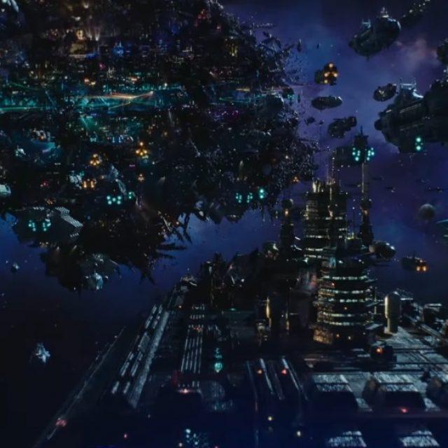 """Сюжет фильма 2017 года """"Валериан и город тысячи планет"""" и актеры"""