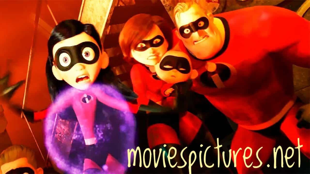 Суперсемейка 2 (Incredibles 2)