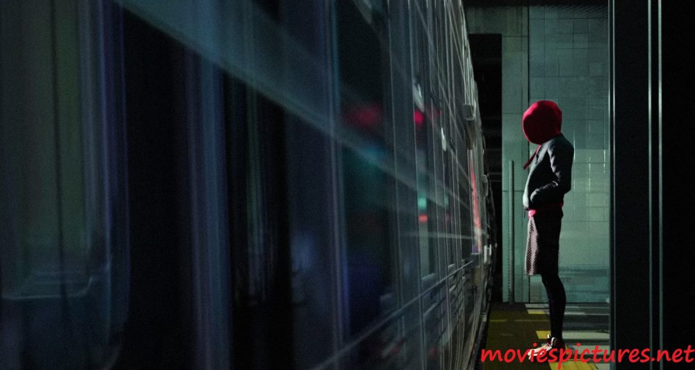 Анимационный фильм Человек-паук: через Вселенные
