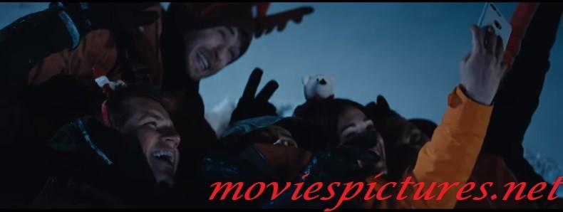 Остросюжетный фильм-катастрофа Отрыв