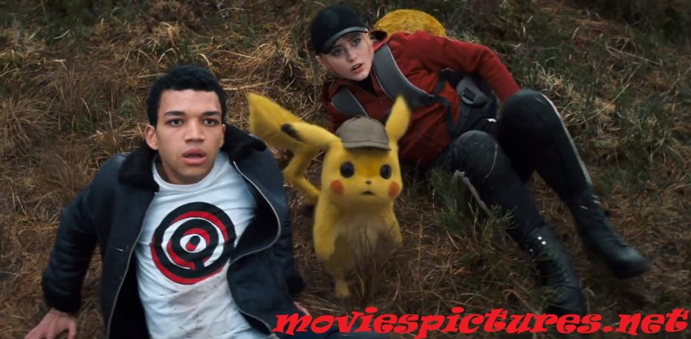 Покемон. Детектив Пикачу - Pokémon Detective Pikachu
