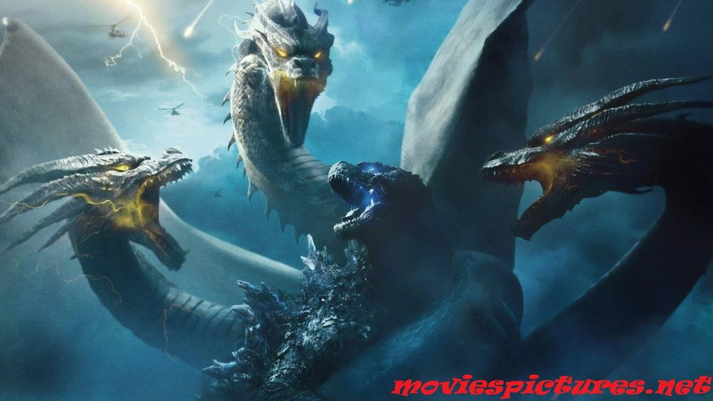 Годзилла 2. Король монстров (2019)