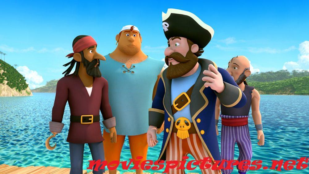 Капитан семи морей - Capt'n Sharky 2019